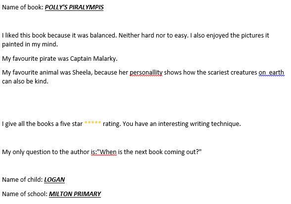 Logan2 book reviewC