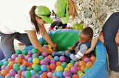 Ball pit time small