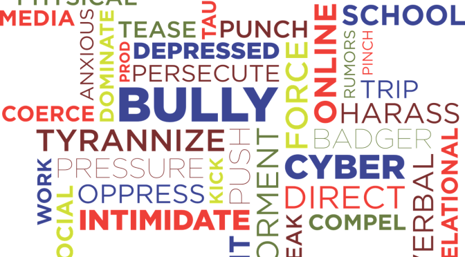 When do you know if your Child is being Bullied